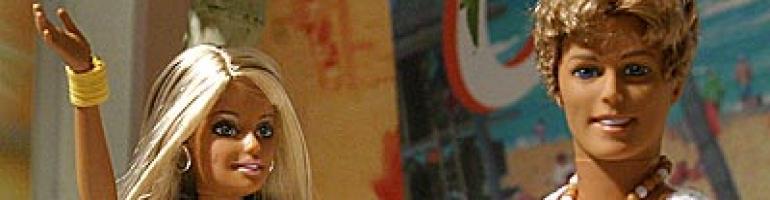 outlet store best value low price sale Barbie et Ken Journalistes | L'actualité comme jamais!