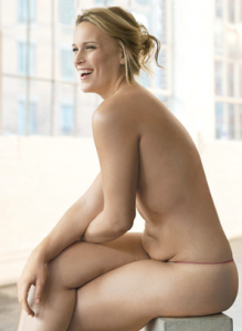naked model
